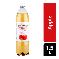 Juscool Sparkling Bottle Drink - Apple