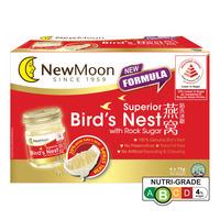 New Moon Bird's Nest - Rock Sugar
