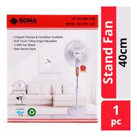 Sona Stand Fan - 40cm