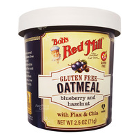Bob's Red Mill Cup Oatmeal - Blueberry and Hazelnut