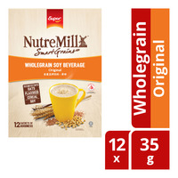 Super NutreMill Instant Whole Grain Soy Drink - Original