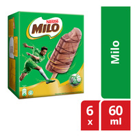 Nestle Ice Cream Sticks - Milo