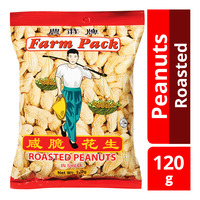 Farm Pack Roasted Peanuts in Shell