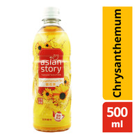 Asian Story Bottle Drink - Chrysanthemum Tea