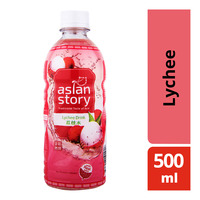 Asian Story Bottle Drink - Lychee