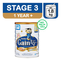 Abbott Similac Gain IQ Growing Up Milk Formula - Stage 3