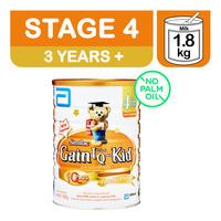 Abbott Similac Pre-School Milk Formula - Gain IQ Kid (Stage 4) 1.8KG