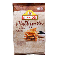 Mission Tortilla Chips - Multigrain