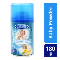 Scent Automatic Spray Refill - Baby Powder