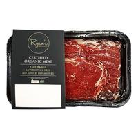 Ryan's Organic Frozen Beef Shabu Shabu