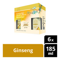 Kim Genuine Bird's Nest Bottle Beverage - Ginseng