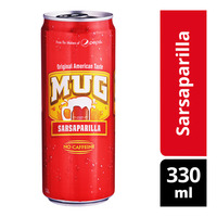 Mug Can Drink - Sarsaparilla