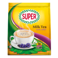 Super 3 in 1 Instant Milk Tea - Earl Grey
