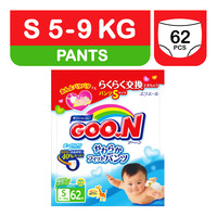 GOO.N Japan Version Pants - S (5 - 9kg)
