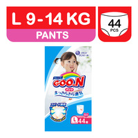 GOO.N Japan Version Girl Pants - L (9 - 14kg)