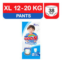 GOO.N Japan Version Boy Pants - XL (12 - 20kg)