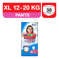 GOO.N Japan Version Girl Pants - XL (12 - 20kg)