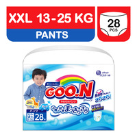 GOO.N Japan Version Boy Pants - XXL (13 - 25kg)