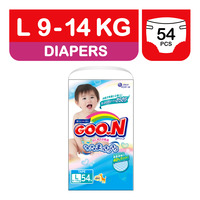 GOO.N Japan Version Diapers Tape - L (9 - 14kg)