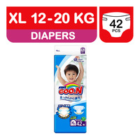 GOO.N Japan Version Diapers Tape - XL(12 - 20kg)