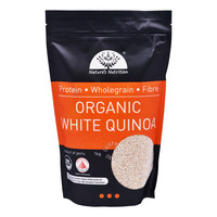Nature's Nutrition Organic Quinoa - White