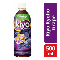 Pokka Bottle Drink - Kiyo Kyoho Grape Juice