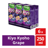 Pokka Packet Drink - Kiyo Kyoho Grape