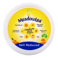 Meadowlea Spreadable Butter - Reduced Salt