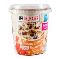 Delhaize Whole Grain Oat Cereals Cup - Raisins & Wheat Bran