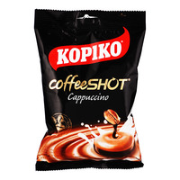 Kopiko Coffee Shot Candy - Cappuccino