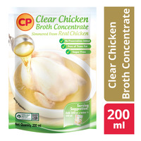 CP Clear Chicken Broth Concentrate