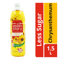 Asian Story Bottle Drink - Chrysanthemum Tea (Less Sugar)
