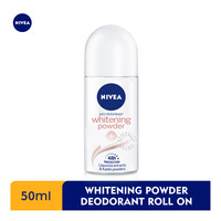 Nivea Anti-Perspirant Roll-On Deodorant - Whitening Powder