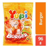 Yupi Gummy Candies - Burger