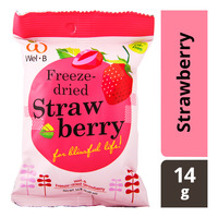 Wel.B Baby Freeze Dried Fruit - Strawberry