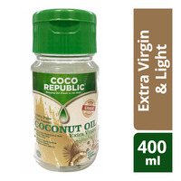 Coco Republic Coconut Oil - Extra Virgin & Light