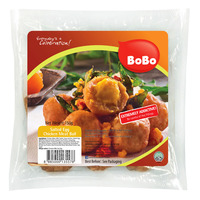BoBo Frozen Chicken Meat Ball - Salted Egg