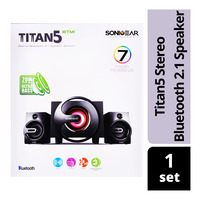 Sonic Gear Titan5 Stereo Bluetooth 2.1 Speaker System