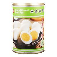 KYH Cooked & Peeled Quail Egg