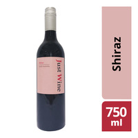 Just Wine Red Wine - Shiraz