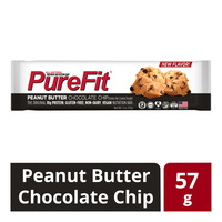 PureFit Premium Nutrition Bar - Peanut Butter Chocolate Chip