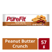 PureFit Premium Nutrition Bar - Peanut Butter Crunch