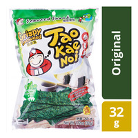 Tao Kae Noi Crispy Seaweed - Original