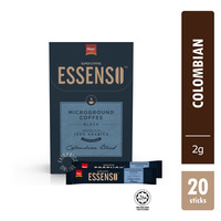 Super Instant Microground Coffee Blend - Essenso Colombian