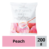 Wakasho Chia Seed Jelly - Peach