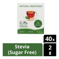 iLIte Stevia Natural Sweetener (Sugar Free)