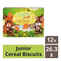Yogood Junior Cereal Biscuits