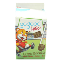 Yogood Junior Cocoa Biscuits  135G