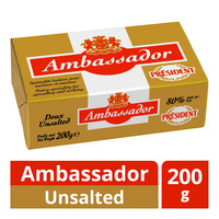 President Ambassador Speciality Dairy Block - Unsalted