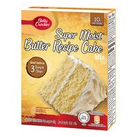 Betty Crocker Super Moist Cake Mix - Butter